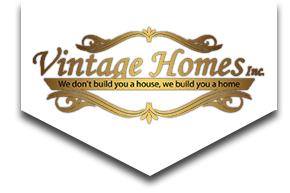 Vintage Homes Inc. Logo